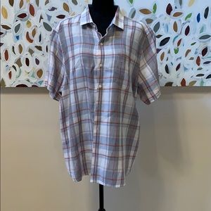 Tommy Bahama Classic Fit Linen Button-Up Shirt